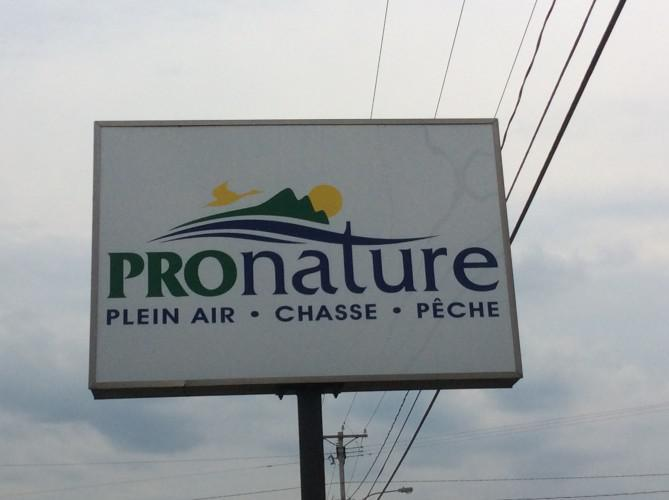 Ste-Croix Sports - PRONATURE