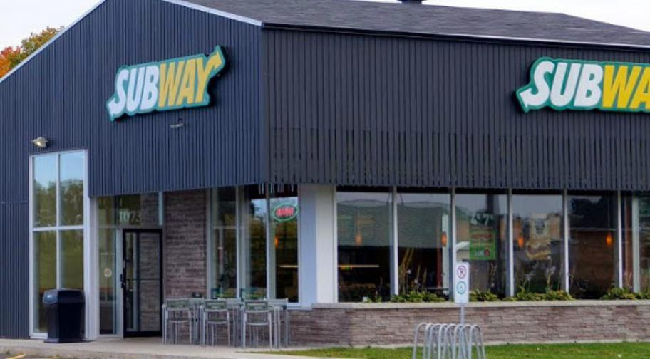 Subway Saint-Agapit